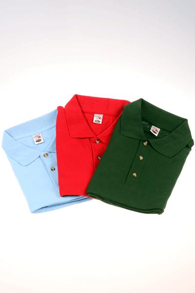 Set van 3 polo shirts maat 6xl